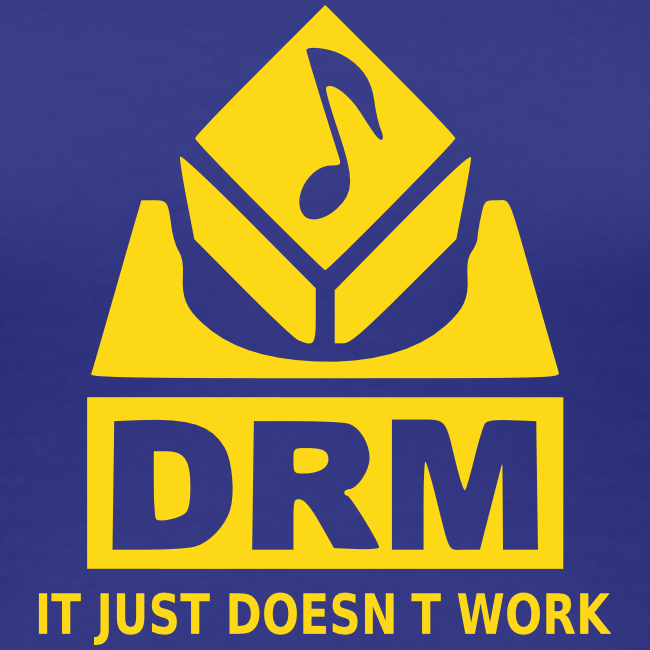 DRM Just doesnt work