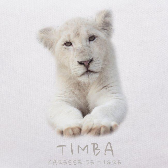 Nounours Timba bébé portrait