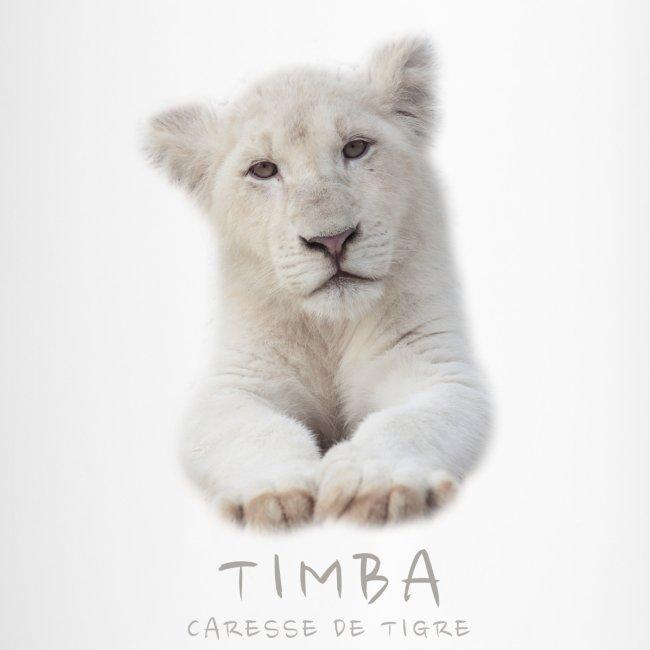 Mug thermos Timba bébé portrait