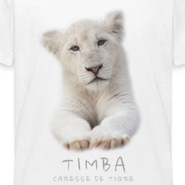 T-Shirt Ado Timba bébé portrait