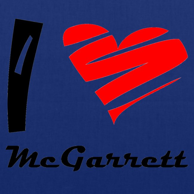"""Sac en tissu """"McGarrett"""""""