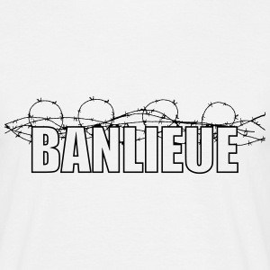 Banlieue Tee shirts - T-shirt Homme