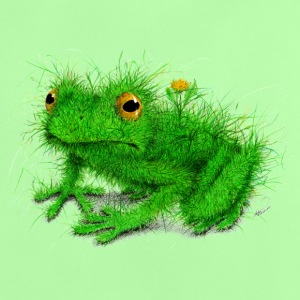 Grass Frog - Baby T-shirt