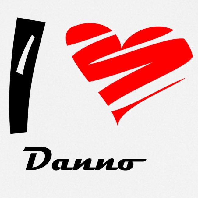 """Tablier de cuisine """"Danno"""""""