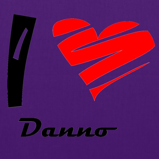 """Sac en tissu """"Danno"""""""