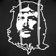 Motiv ~ Kapuzenpulli Che Jesus weiß