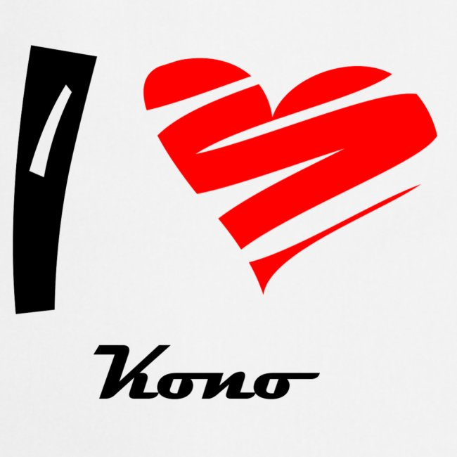 """Tablier de cuisine """"Kono"""""""