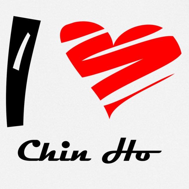 """Tablier de cuisine """"Chin"""""""