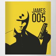 Motif ~ Tasse James 005