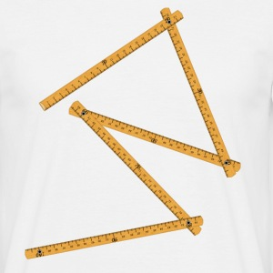 Inch rod bevel  T-Shirts - Men's T-Shirt