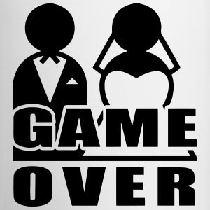 Game Over - Marriage Bottles & Mugs - Mug