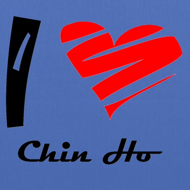 "Sac en tissu ""Chin"""