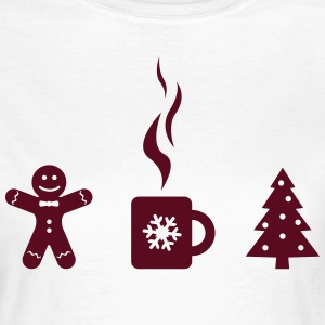 Christmas mulled wine with  T-Shirts - Women's T-Shirt