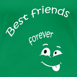 Best friends forever T-shirts - Vrouwen Premium T-shirt