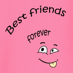Best friends forever Long Sleeve Shirts - Baby Long Sleeve T-Shirt