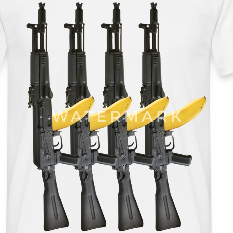 Banana army - T-shirt Homme