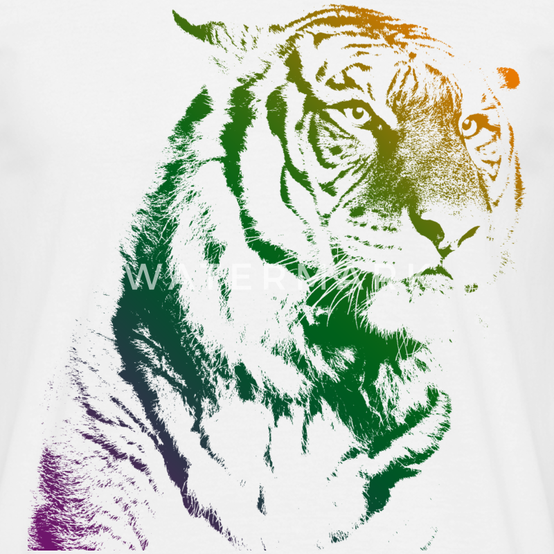 Tiger - T-shirt Homme
