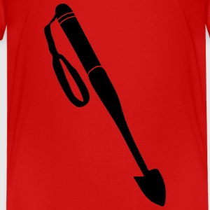 spade for the excavation of the truffle_v1 Shirts - Teenage Premium T-Shirt