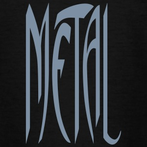 Metal Rock Hardrock Shirt T-Shirts - Teenager T-Shirt