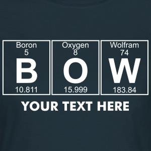 B-O-W (bow) - Full T-Shirts - Women's T-Shirt