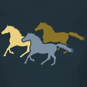 Herd of Galloping Horses T-Shirts - Women's T-Shirt