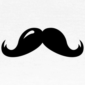 Super thick moustache T-Shirts - Women's T-Shirt