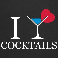 I love cocktails T-Shirts