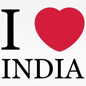 I love India personnalisable - T-shirt Femme