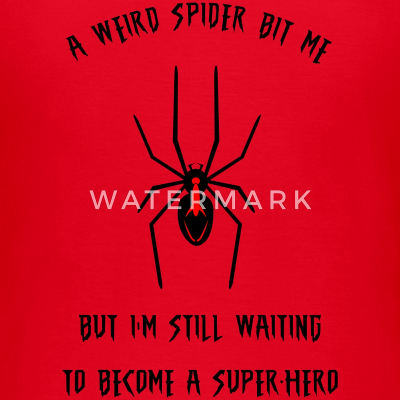 Weird spider T-Shirts - Women's T-Shirt