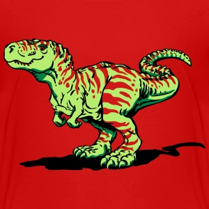 Tyrannosaurus Teenager Shirt - Teenager Premium T-Shirt