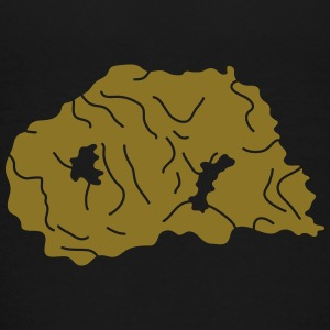goud nugget_p1 Shirts - Teenager Premium T-shirt