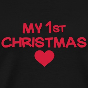 My first christmas T-Shirts - Männer Premium T-Shirt