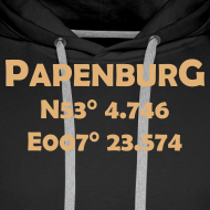 Motiv ~ Papenburg Coords T-Shirt