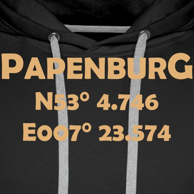 Papenburg Coords T-Shirt