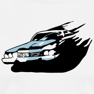 speed T-shirts - Premium-T-shirt herr