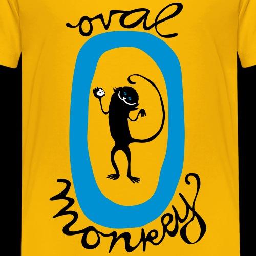 Oval Monkey