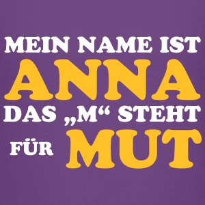 Mein Name ist Anna... T-Shirts - Teenager Premium T-Shirt