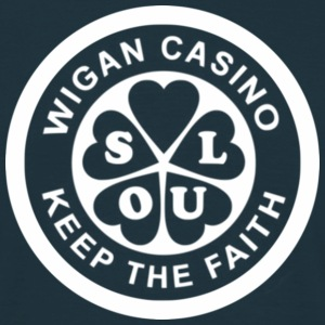 Wigan Casino T-Shirts - Men's T-Shirt