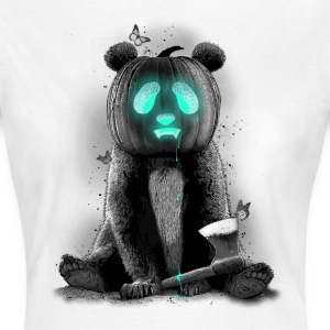 PANDALOWEEN - WOMEN - Women's T-Shirt