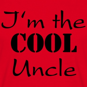 I'm the cool uncle T-Shirts - Männer T-Shirt