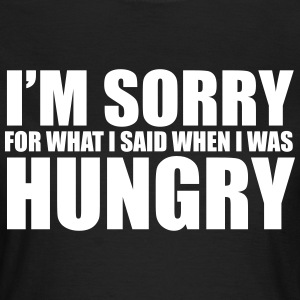 Hungry T-shirts - Vrouwen T-shirt