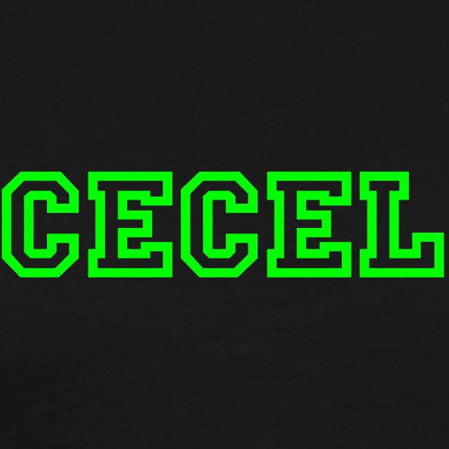 T-shirt Cecel Mode Bass