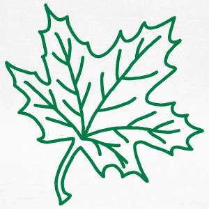 Maple Leaf - tree T-Shirts - Women's T-Shirt
