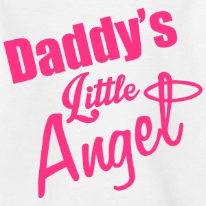 Daddy's Angel Shirts - Teenager T-shirt