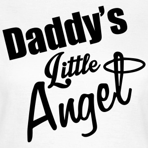 Daddy's Angel T-shirts - Vrouwen T-shirt