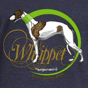 whippet Hoodies & Sweatshirts - Women's Boat Neck Long Sleeve Top
