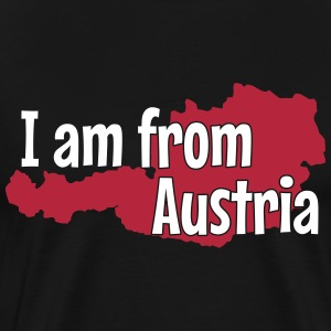 I am from Austria T-Shirts - Männer Premium T-Shirt