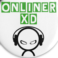 Design ~ oNlineRXD Buttons small 25 mm