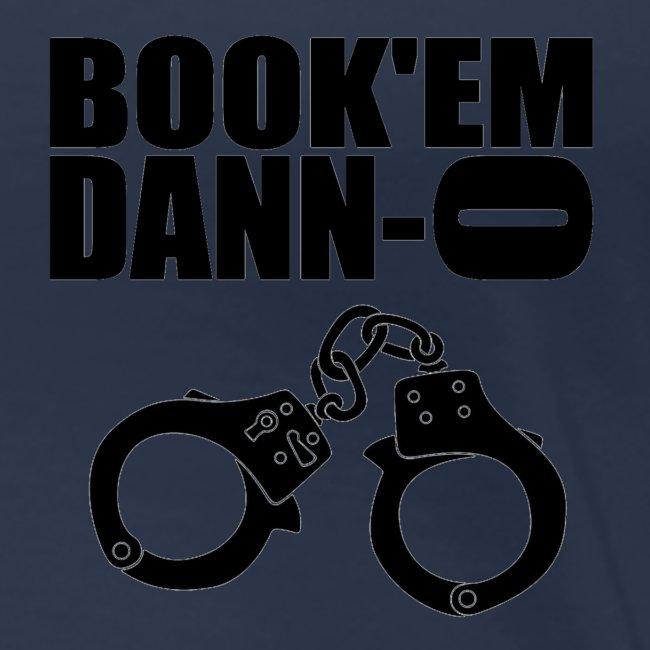 """Tee shirt Femme """"Book'em Danno"""""""
