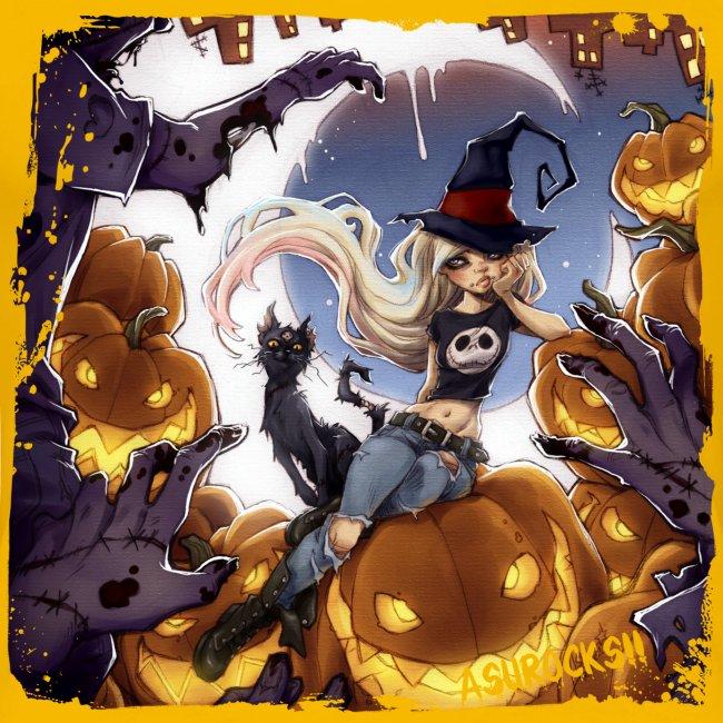 RoRo Halloween Shirt (bis 3XL)